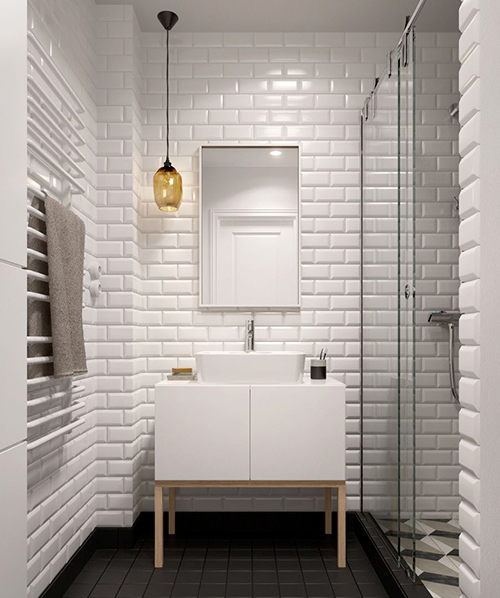 北欧浴室柜
