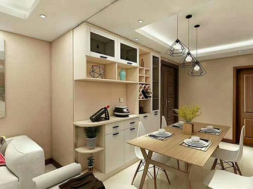现代风格厨柜