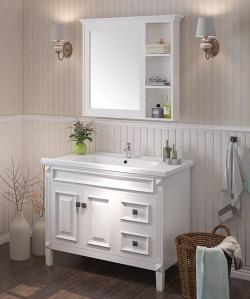 实木多层板浴室柜