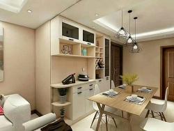 昆山现代风格厨柜