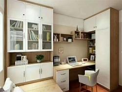 现代简约书柜